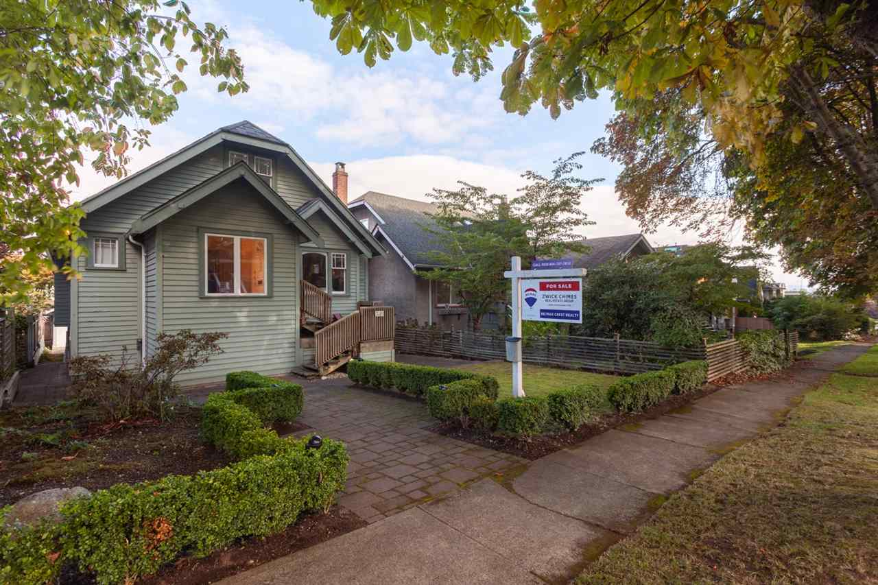 Sold: 3415 West 19th Avenue, Vancouver, BC
