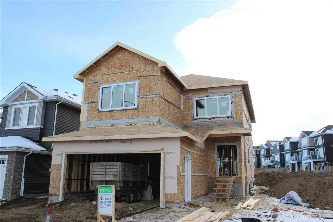 House for sale at 3416 Chickadee Dr Nw Edmonton Alberta - MLS: E4188778