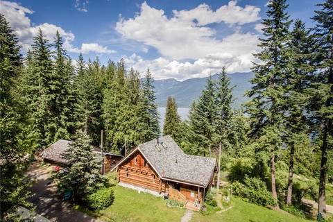 House for sale at 3417 Loon Lake Rd Balfour British Columbia - MLS: 2438155