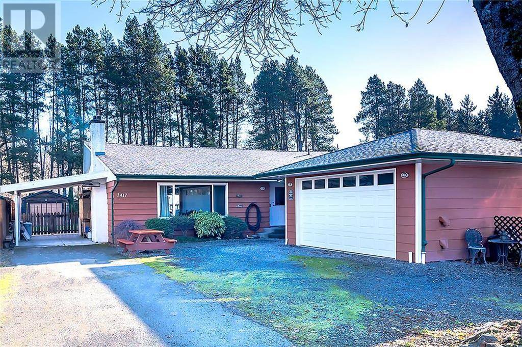 House for sale at 3417 Luxton Rd Victoria British Columbia - MLS: 419212