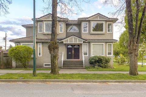 House for sale at 3418 Georgia St E Vancouver British Columbia - MLS: R2451942
