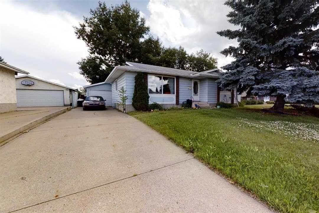 House for sale at 136 Ave Av NW Unit 3419 Edmonton Alberta - MLS: E4203835