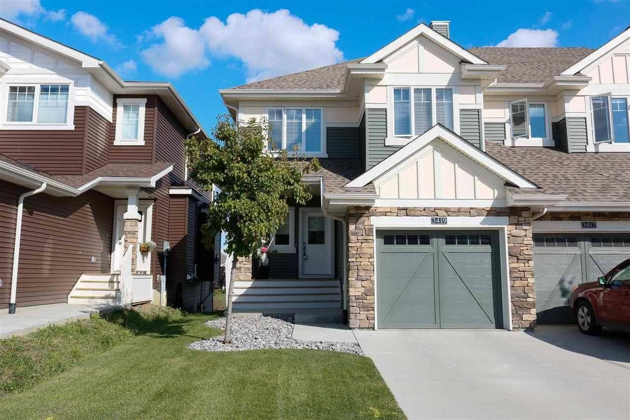 House for sale at 3419 Cameron Ht Nw Edmonton Alberta - MLS: E4174744