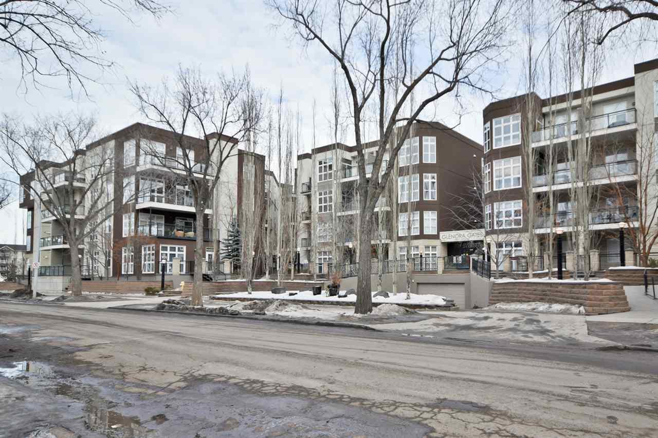 Buliding: 10403 122 Street, Edmonton, AB