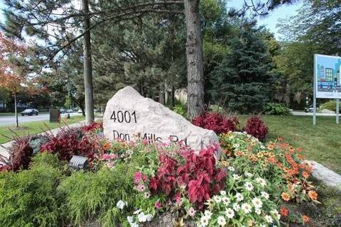 Condo for sale at 4001 Don Mills Rd Unit 342 Toronto Ontario - MLS: C4643023
