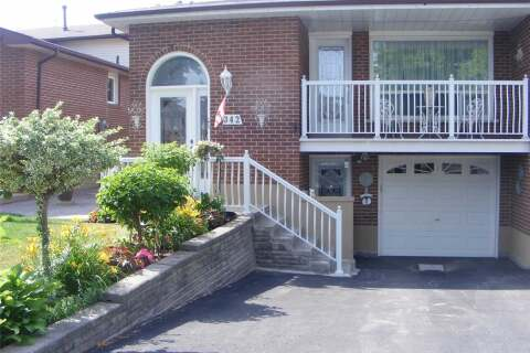Townhouse for rent at 342 Apache (lower Level) Tr Toronto Ontario - MLS: C4818744