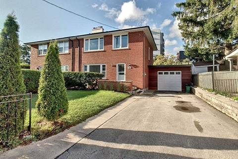 Townhouse for sale at 342 Bartos Dr Oakville Ontario - MLS: W4604568