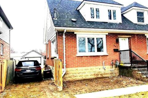Townhouse for sale at 342 Caledon Ave Hamilton Ontario - MLS: X4727198