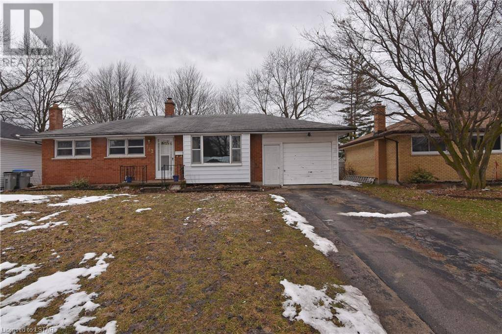 House for sale at 342 Drury Ln Strathroy Ontario - MLS: 245492