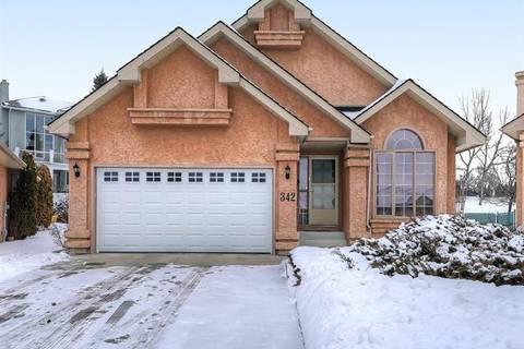 House for sale at 342 Hawkside Me Northwest Calgary Alberta - MLS: C4285737