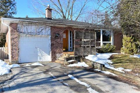 House for sale at 342 Lorne Ave Newmarket Ontario - MLS: N4737935