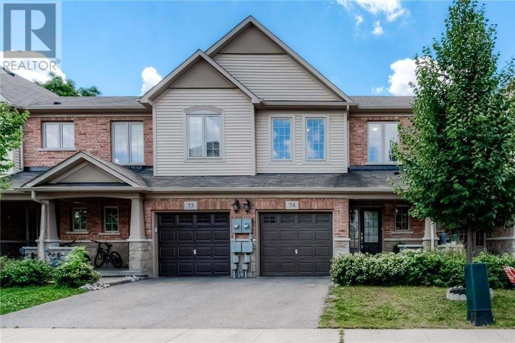 Townhouse for sale at 342 Mill St Kitchener Ontario - MLS: 30825454