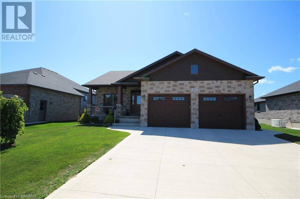 House for sale at 342 Peirson Ave Port Elgin Ontario - MLS: 235203