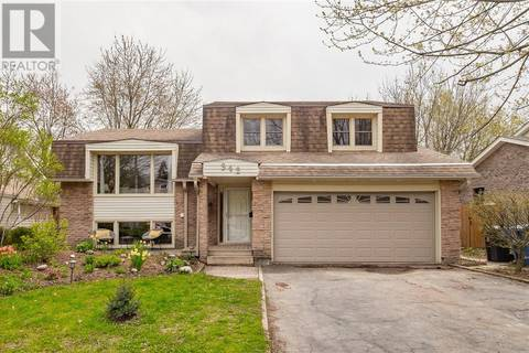 House for sale at 342 West Acres Dr Guelph Ontario - MLS: 30734990