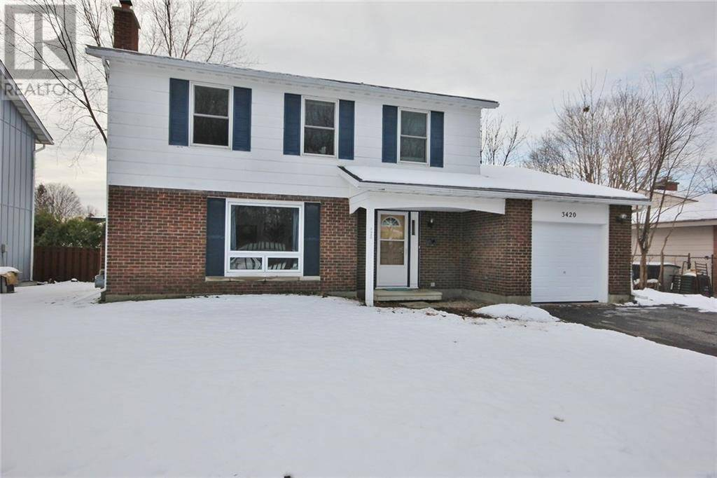 House for sale at 3420 Albion Rd S Ottawa Ontario - MLS: 1175946