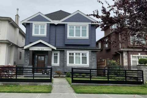 House for sale at 3420 26th Ave E Vancouver British Columbia - MLS: R2467067