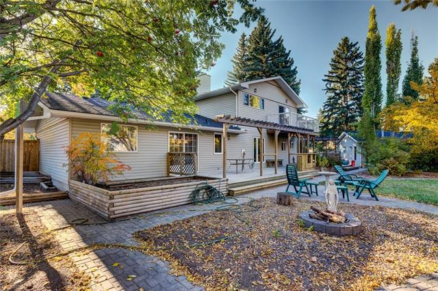 For Sale: 3420 Underwood Place Northwest, Calgary, AB   4 Bed, 4 Bath House for $1,149,900. See 20 photos!