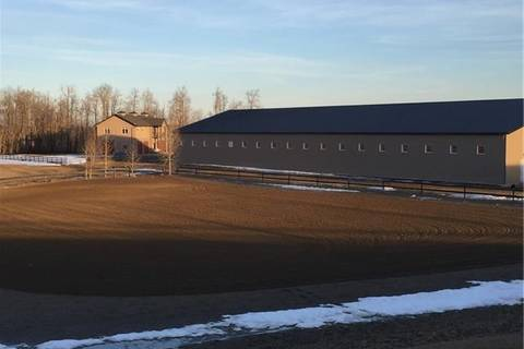 Home for sale at 34202 Range Road 13  Rural Red Deer County Alberta - MLS: C4253017
