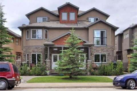 Townhouse for sale at 3421 5 Ave NW Calgary Alberta - MLS: A1019007