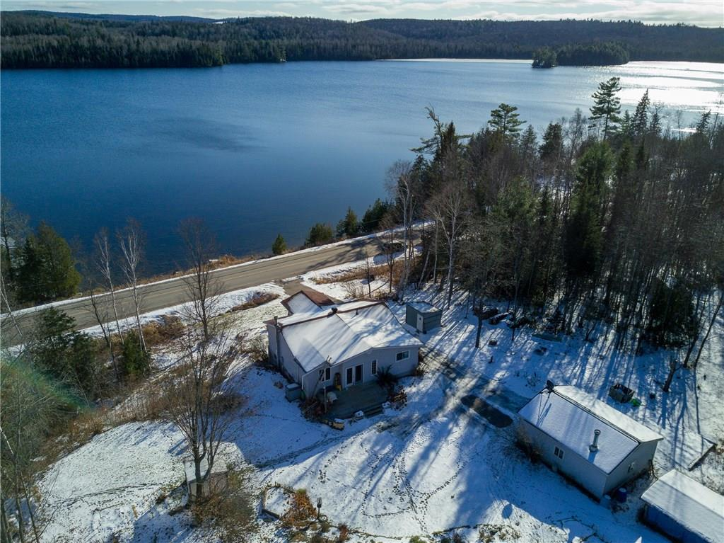 For Sale: 3421 Letterkenny Road, Palmer Rapids, ON | 4 Bed, 2 Bath House for $339,000. See 30 photos!