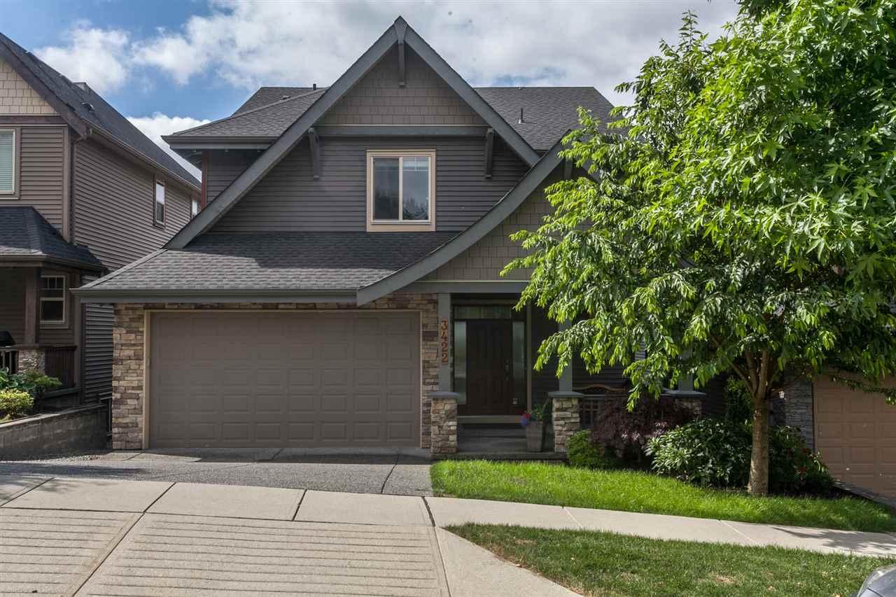 Sold: 3422 Horizon Drive, Coquitlam, BC