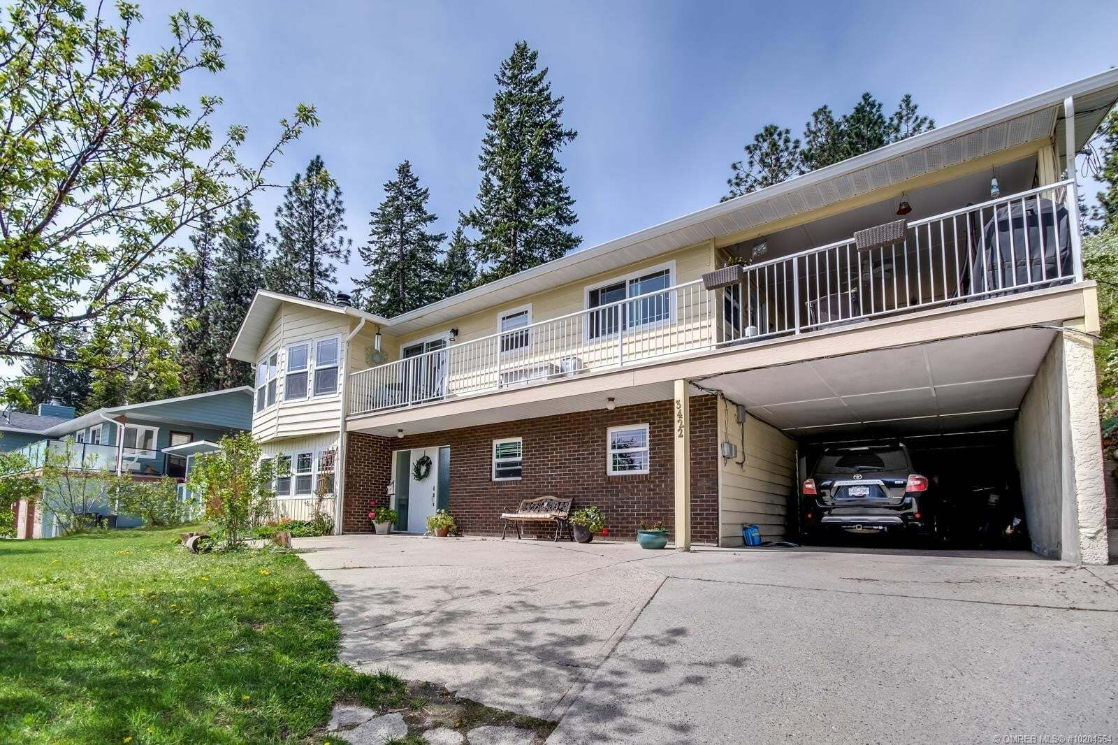 House for sale at 3422 Mciver Rd West Kelowna British Columbia - MLS: 10204564