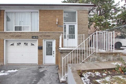 Townhouse for sale at 3423 Jolliffe Ave Mississauga Ontario - MLS: W4998062