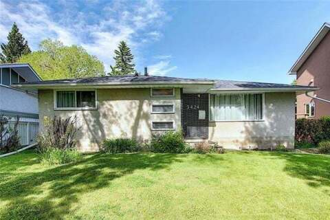 House for sale at 3424 23 St Northwest Calgary Alberta - MLS: C4302548