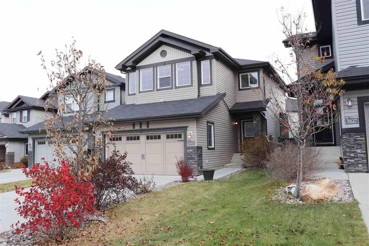House for sale at 3425 Goodridge Li Nw Edmonton Alberta - MLS: E4178351