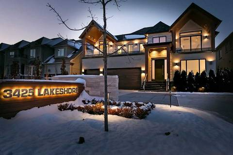 House for sale at 3425 Lakeshore Rd Oakville Ontario - MLS: W4677745