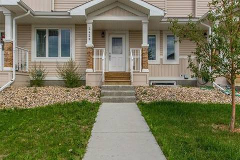 Townhouse for sale at 3429 Green Lavender Dr Regina Saskatchewan - MLS: SK785473