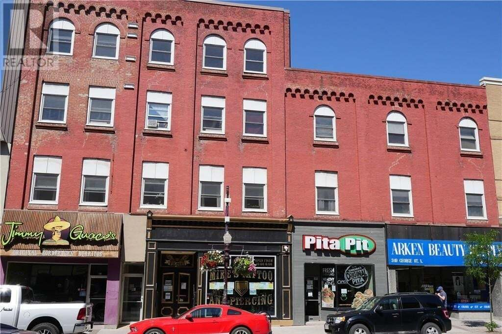 Commercial property for sale at 349 George St N Unit 343 Peterborough Ontario - MLS: 266655
