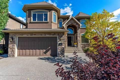 House for sale at 343 Aspen Glen Pl Southwest Calgary Alberta - MLS: C4270623