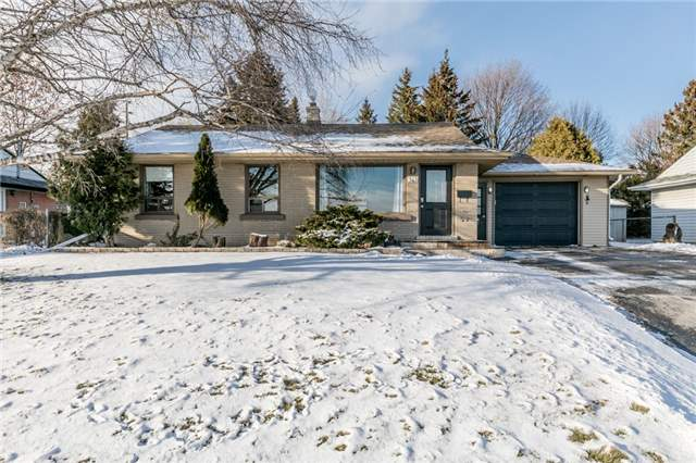 For Sale: 343 Broadway , Orangeville, ON | 3 Bed, 1 Bath House for $519,500. See 17 photos!