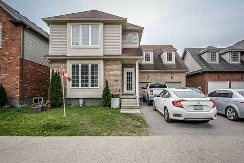 Townhouse for sale at 343 Edgehill Dr Barrie Ontario - MLS: S4463892