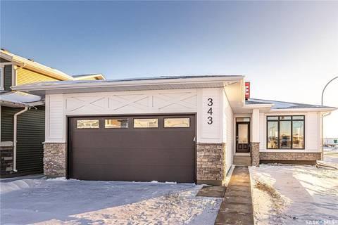 House for sale at 343 Hamm Wy Saskatoon Saskatchewan - MLS: SK798302