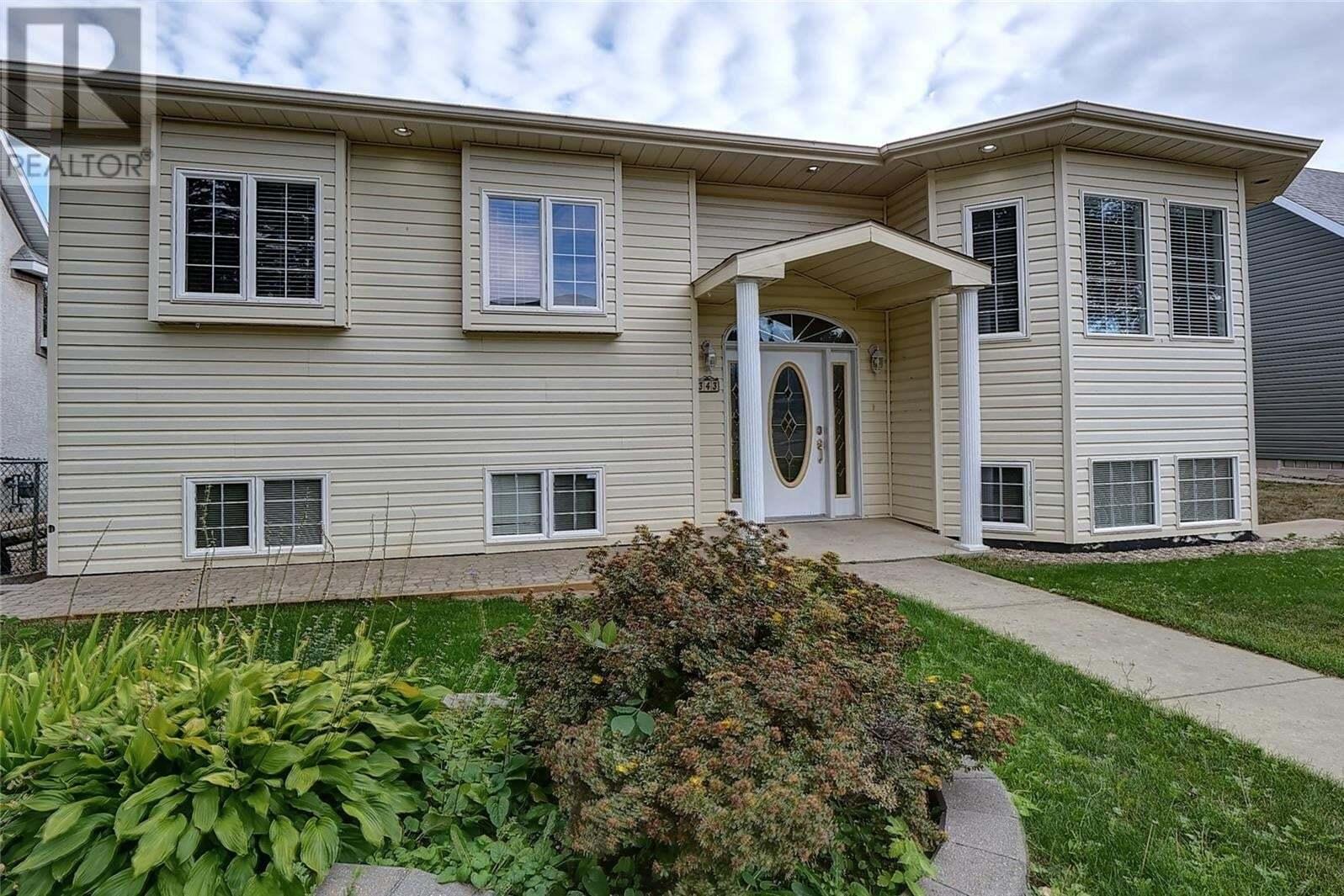 House for sale at 343 Oxford St W Moose Jaw Saskatchewan - MLS: SK826341