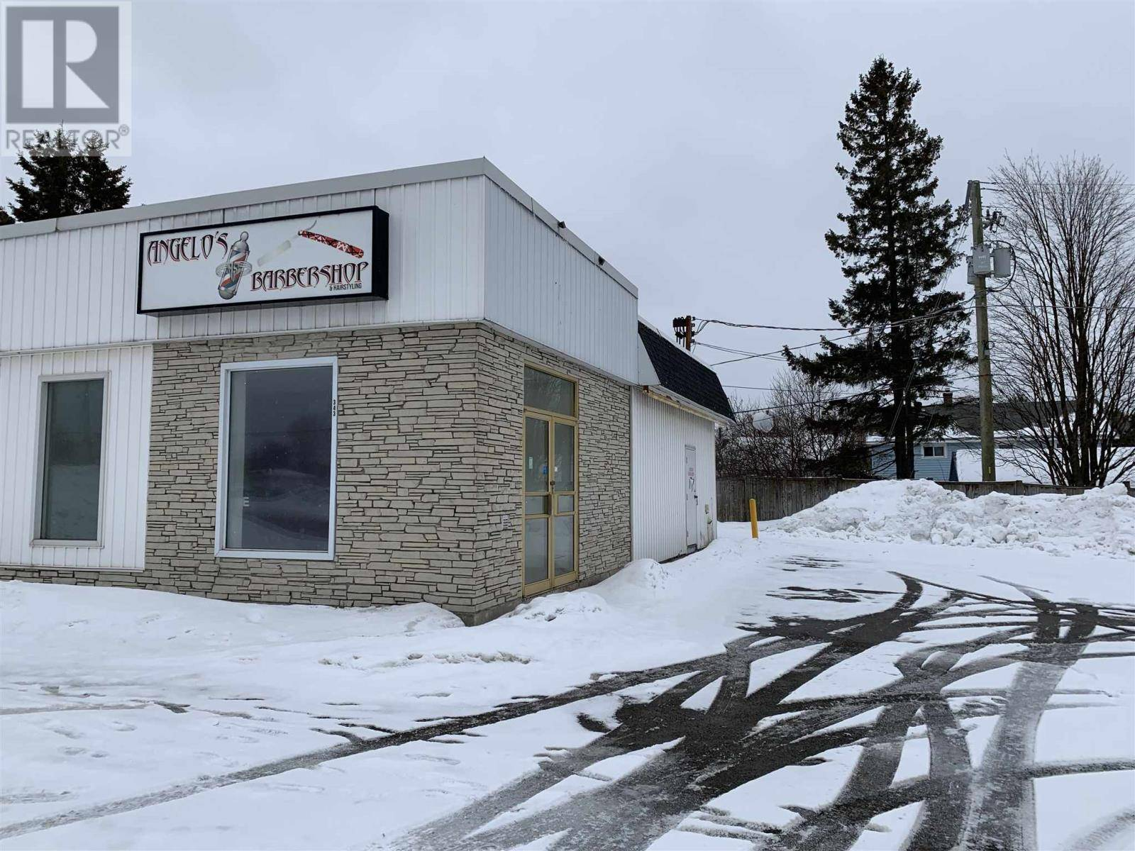 Commercial property for lease at 343 Second Lin  W Sault Ste. Marie Ontario - MLS: SM128097