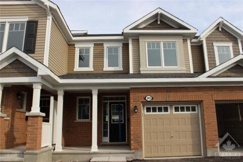 Property for rent at 343 Song Sparrow St Ottawa Ontario - MLS: 1220558