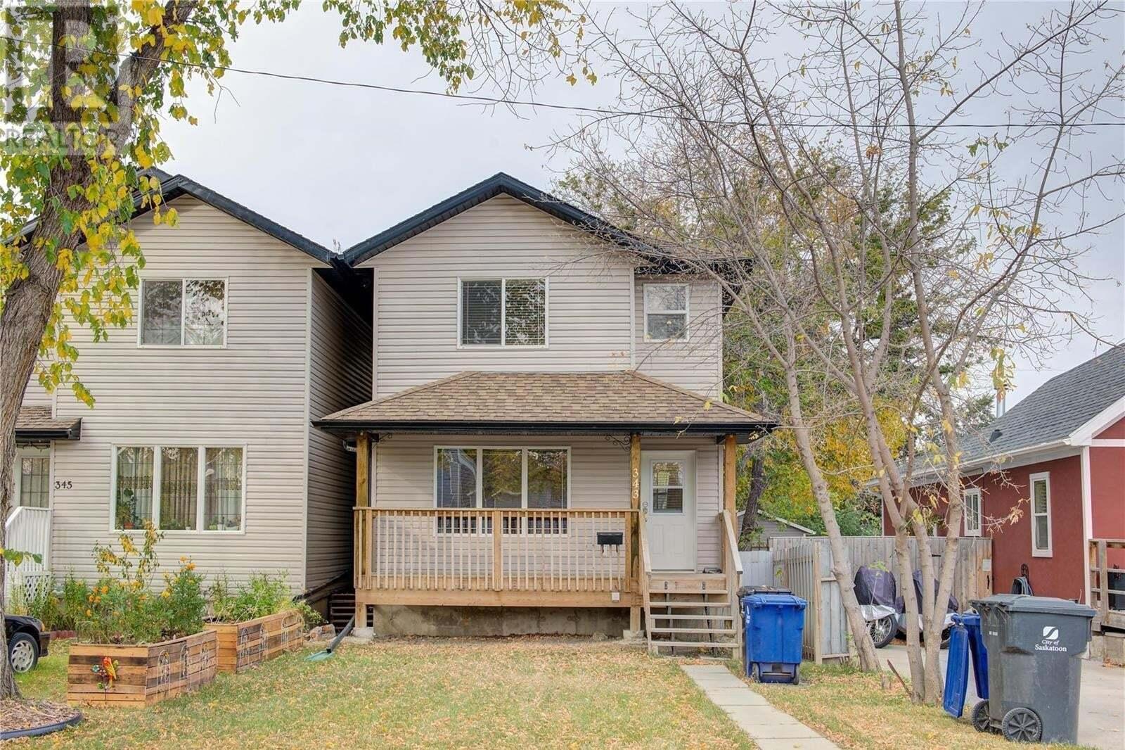 House for sale at 343 V Ave S Saskatoon Saskatchewan - MLS: SK828765
