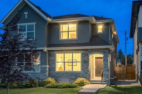 Townhouse for sale at 3431 Kerry Park Rd Southwest Calgary Alberta - MLS: C4292177