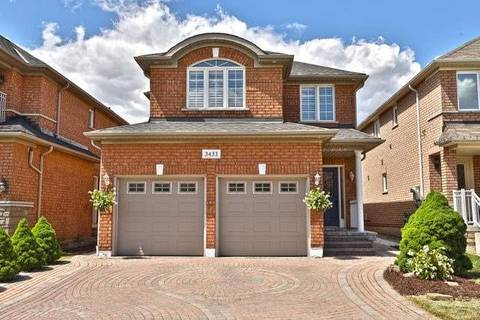 House for sale at 3433 Sunlight St Mississauga Ontario - MLS: W4545235