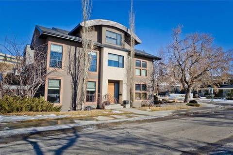 Townhouse for sale at 3434 7 Ave Northwest Calgary Alberta - MLS: C4285025