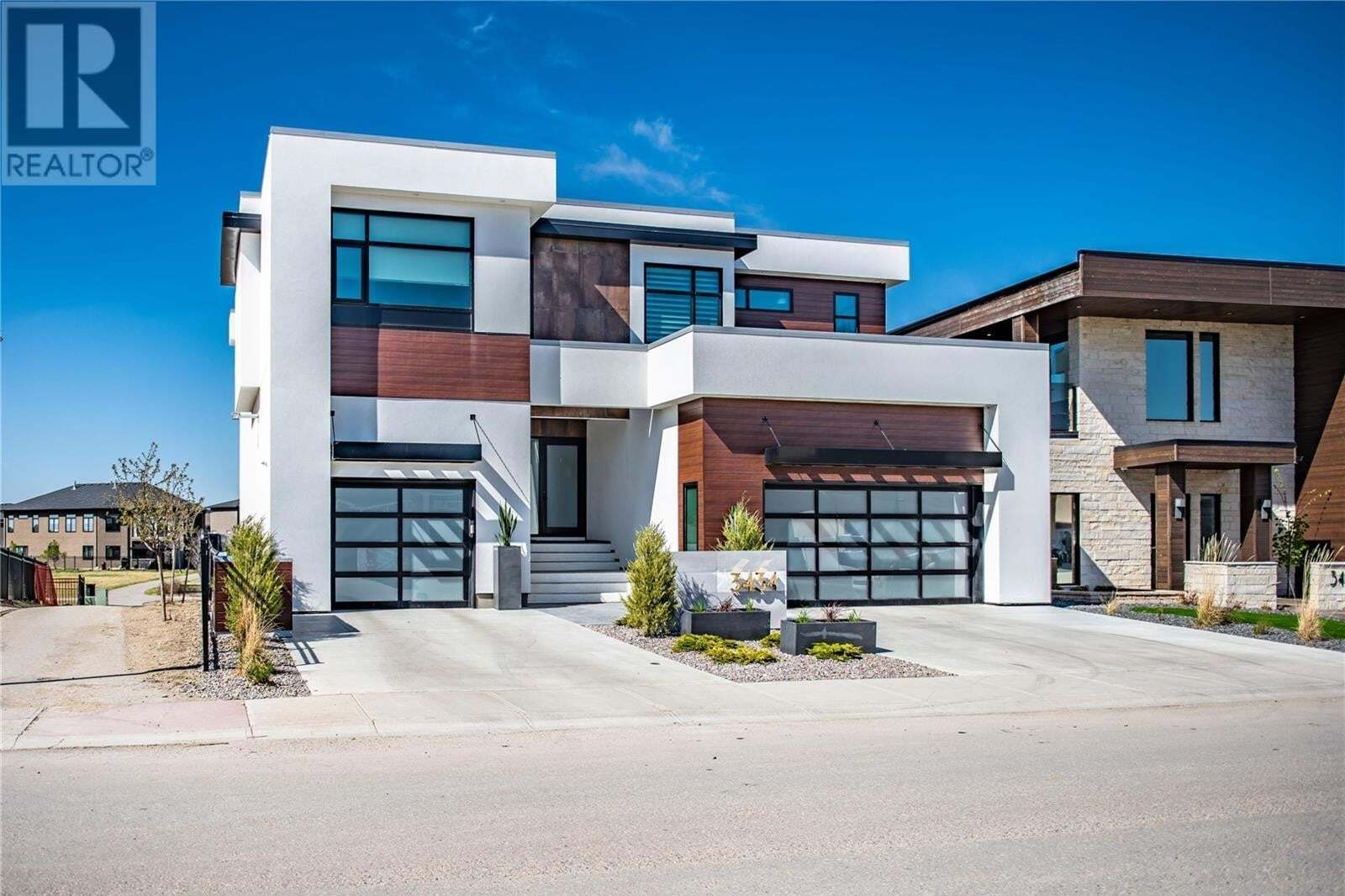 House for sale at 3434 Green Brook Rd Regina Saskatchewan - MLS: SK809649