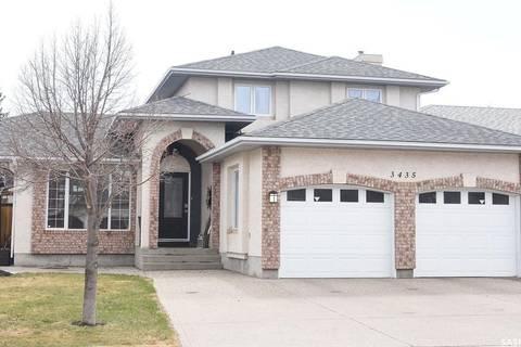 House for sale at 3435 Tamarack Gr Regina Saskatchewan - MLS: SK768833