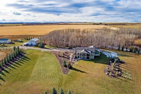 House for sale at 3436 Township Road 294  Rural Mountain View County Alberta - MLS: A1046453