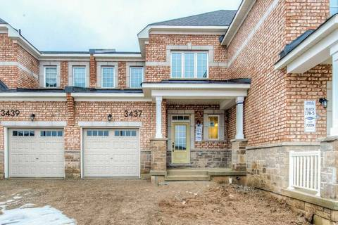 Townhouse for sale at 3437 Eternity Wy Oakville Ontario - MLS: W4707850