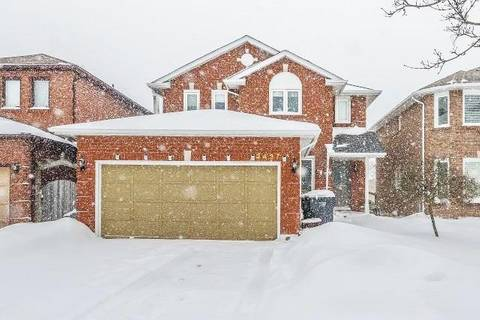 House for sale at 3437 Nutcracker Dr Mississauga Ontario - MLS: W4393971