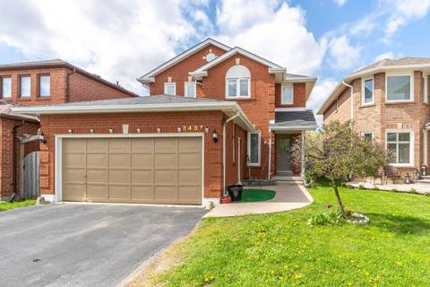 House for sale at 3437 Nutcracker Dr Mississauga Ontario - MLS: W4459334