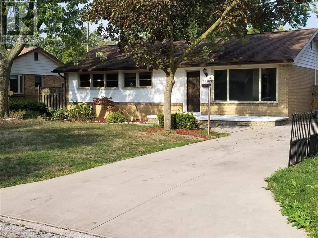 House for rent at 3438 Mark Ave Windsor Ontario - MLS: 30771992